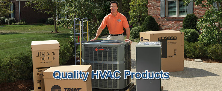 quality hvac products